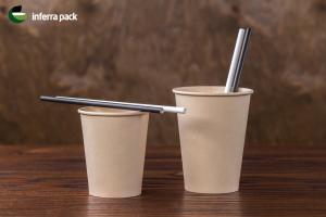 Biodegradable paper straws