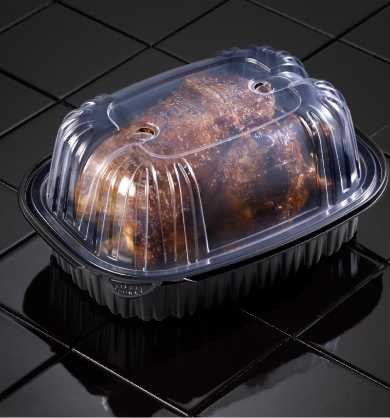 Контейнеры для курицы гриль и упаковка для кулинарии