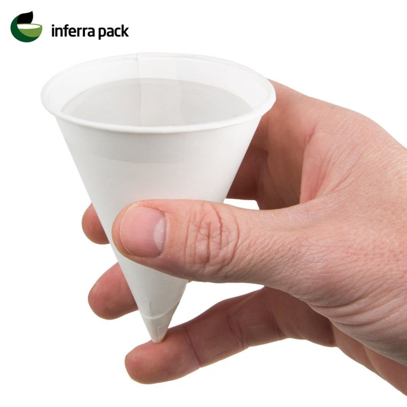 disposable vending cone paper cups