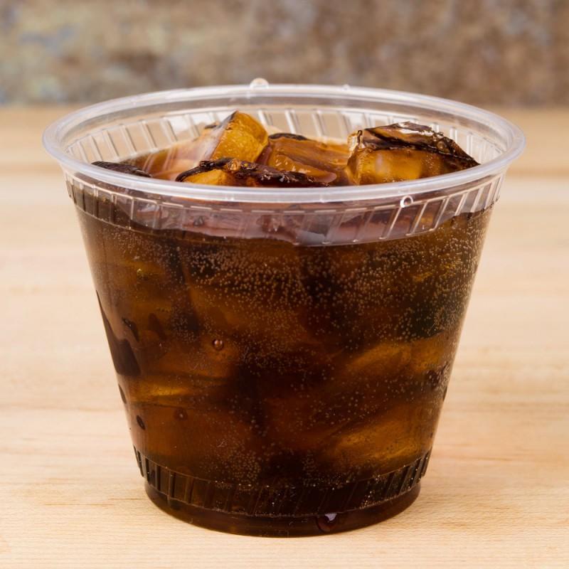 Одноразовые стаканы для холодных напитков, стаканчики одноразовые для напитков
