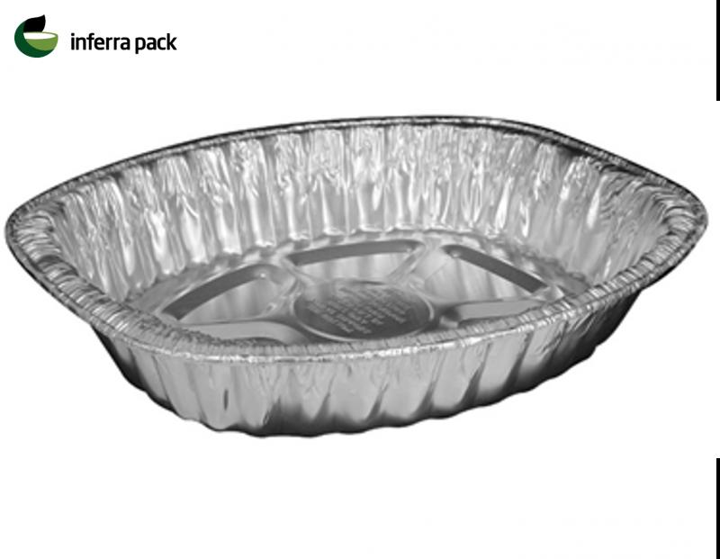 форма для запекания из фольги