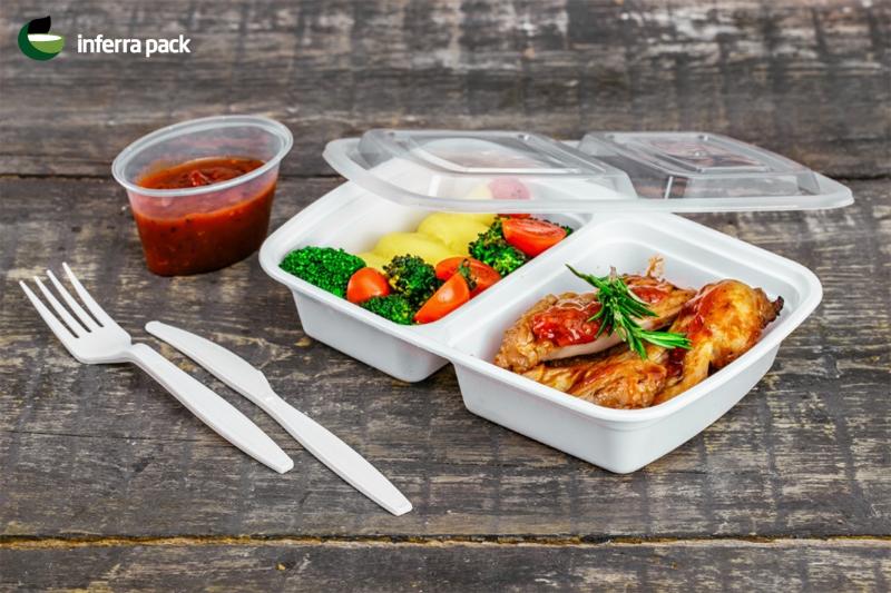 упаковка для еды на вынос и одноразовые контейнеры Take Away